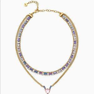 REBECCA MINKOFF  pixie choker necklace